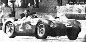Fangio, First Grand Prix of Havana 1957, Cuba