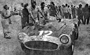 Portago, 1957 First Grand Prix of Havana, Cuba