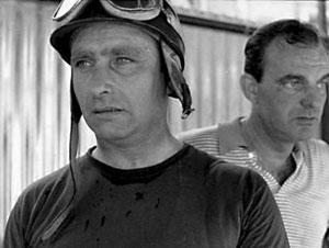 Juan Manuel Fangio, Havana, Cuba