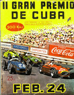 Second Grand Prix of Havana, 1958, Cuba