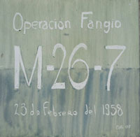 amigos de fangio .org - Action group Movement on July 26 that it kidnapped Fangio