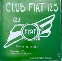 amigos de fangio .org - Club Fiat 125, Havana, Cuba