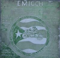 amigos de fangio .org - English Classic Motorcycles Club, Havana city, Cuba